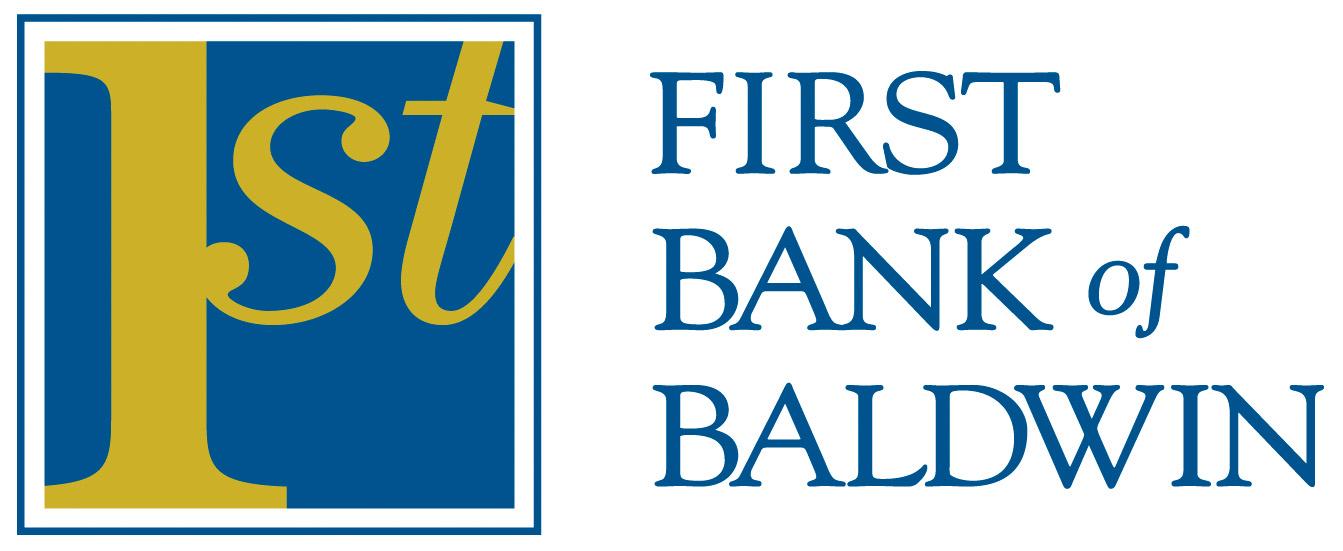 First Bank of Baldwin Logo
