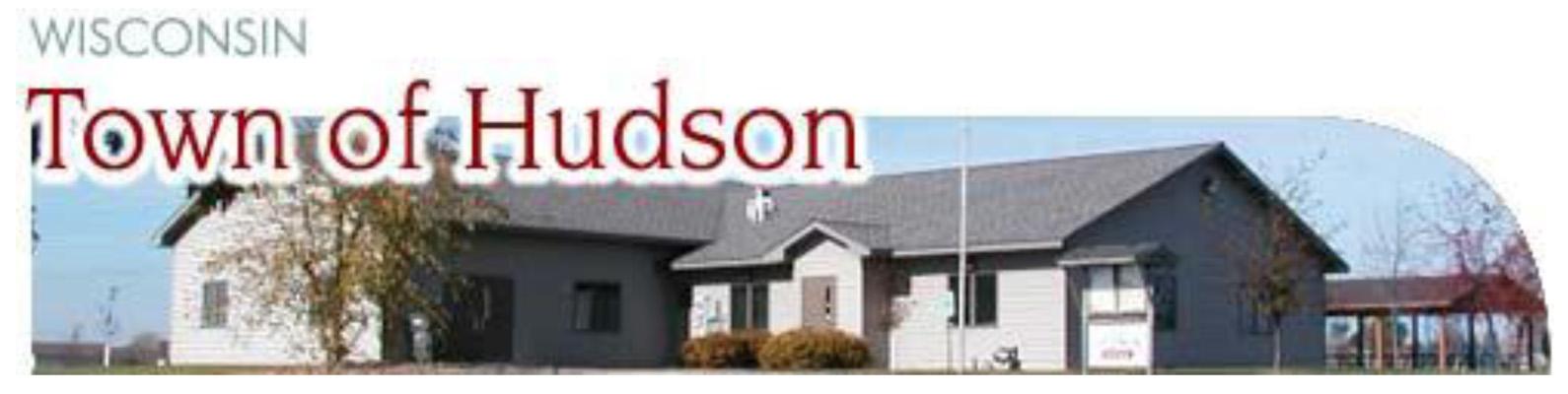 Town of Hudson Logo